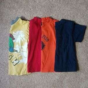 Kids size 18 month bundle of for t-shirts